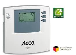 besturing voor zonneenergie met 2 sensoren