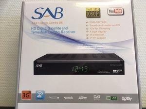 SAB Titan III HD Combo