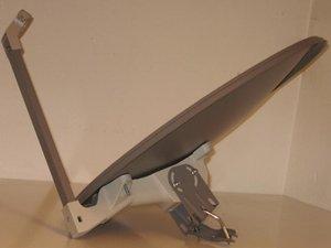 60 cm dish antenna